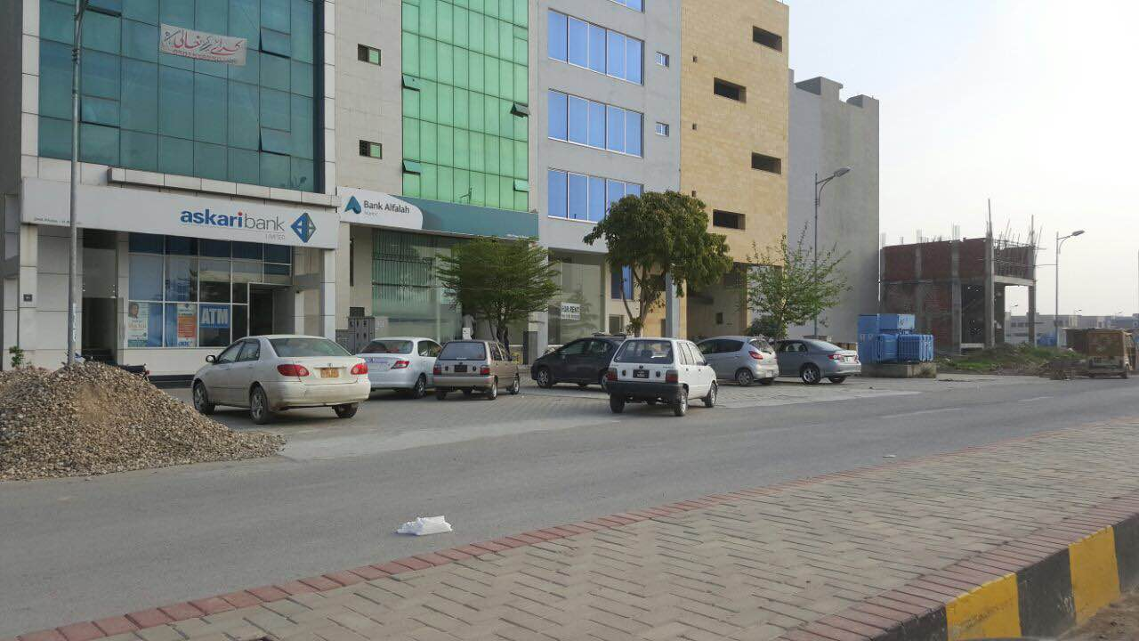 DHA Lahore Phase 6 MB Commercial - Imlaak