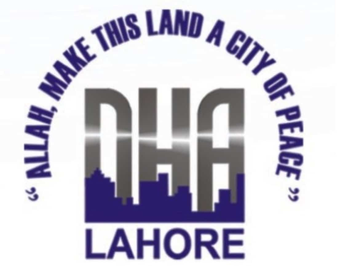 dha lahore maps