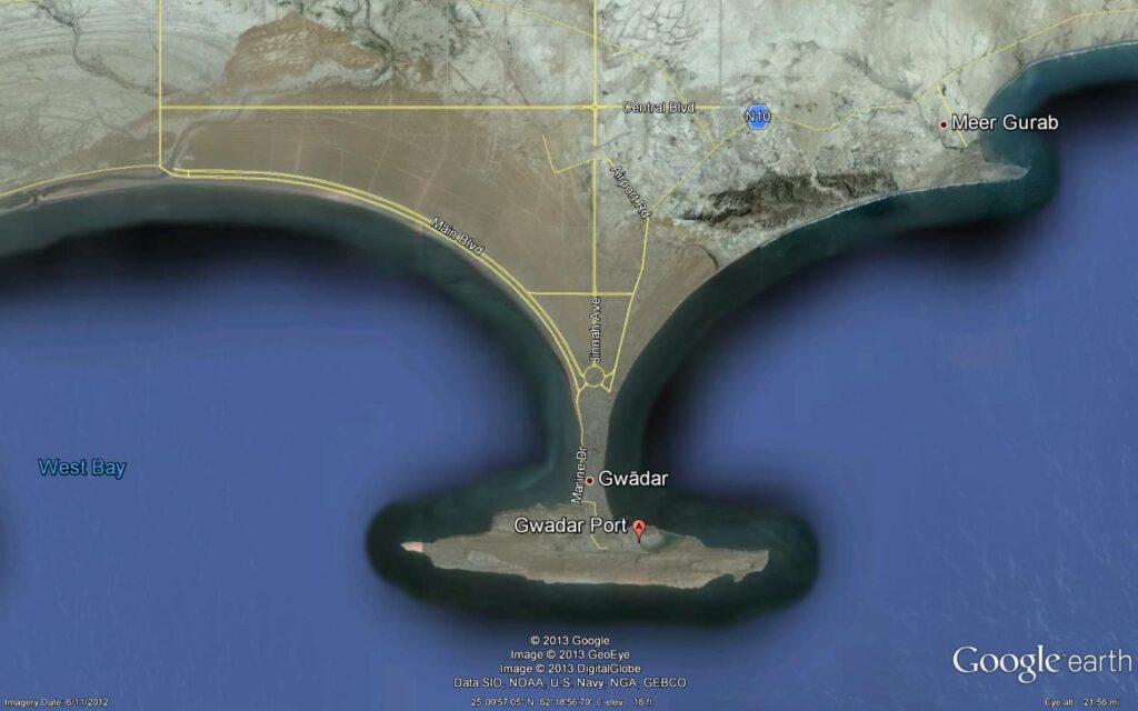 Gwadar property
