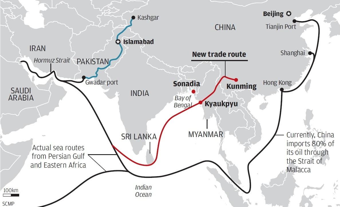 significance of gwadar port