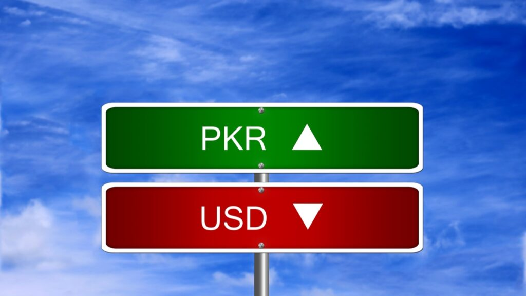 USD and Pakistan Real Estate