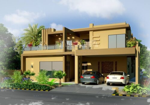 1-kanal-house-3d-renderings-3d-views-corner-house-500-sq-m-house-1